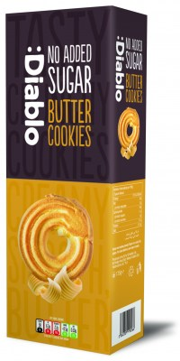 9449 Diablo Cookie Butter 3D