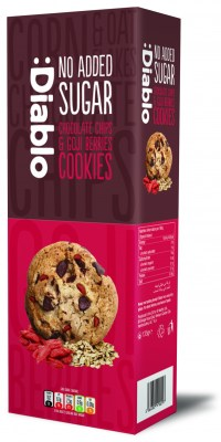 9449 Diablo Cookie Goji Berry 3D