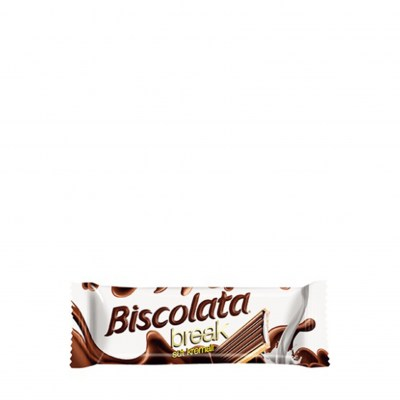 Biscolata Break Milk 20g 0.50