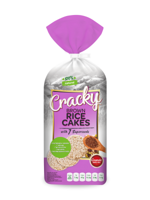 Cracky - Rice Cakes - 7 seeds