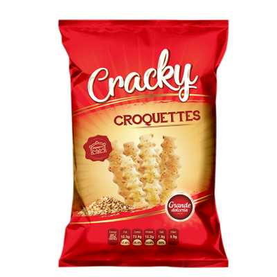Cracky crochete