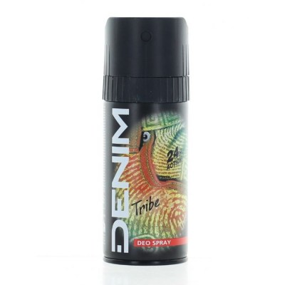 DENIM  DEO TRIBE SPRAY 150ML
