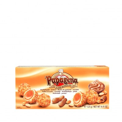 Papagena Waferballs with peanut filling Candy 5.99