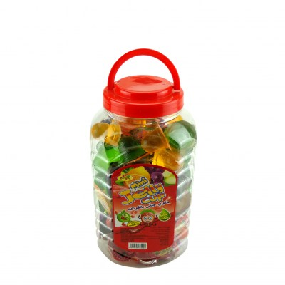Square-jar-packing-15g-mix-fruit-flavors 0.49