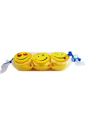 UNITS SMILEY MUFFINS - 16.99