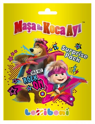 masha - suprise pack