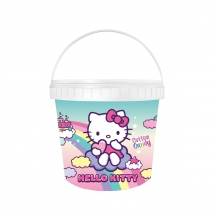 Hello Kitty vata de zahar