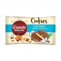 Cookies cu Caramel si Nuca de cocos