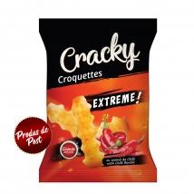 Crochete Cracky Extreme Cu Aroma De Chilli 80gr