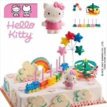 Ornament tort PVC Hello Kitty