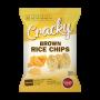 Chips Din Orez Cu Branza 60g
