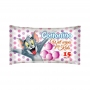 COTTONINO TOM&JERRY SERVETELE UMEDE BUBBLE GUM 15buc