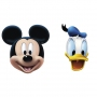 Set 4 masti Mickey Mouse si Donald