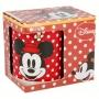 Cana ceramica Mickey Mouse