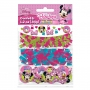 Set Confetti Minnie Mouse