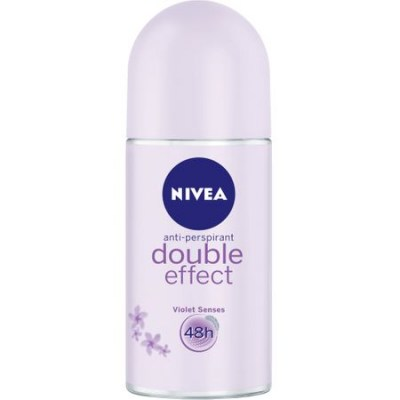 NIVEA DEO ROLL-ON 50ML DOUBLE EFFECT