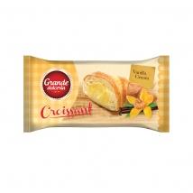 Croissant Grande Dolceria cu Crema de Vanilie 50g