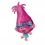 Balon folie Poppy Trolls