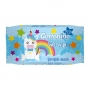 COTTONINO UNICORN SERVETELE BLUE  72buc