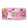 COTTONINO UNICORN SERVETELE  PINK 72buc